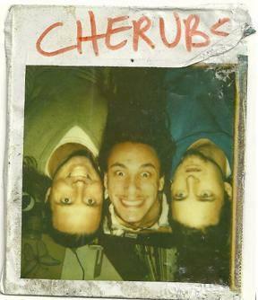 cherubs polaroid