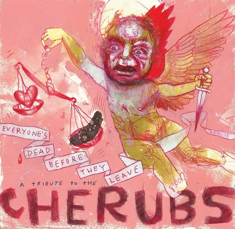cherubs tribute cover