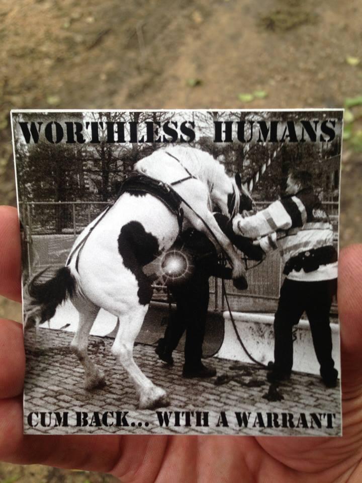 worthless cover art