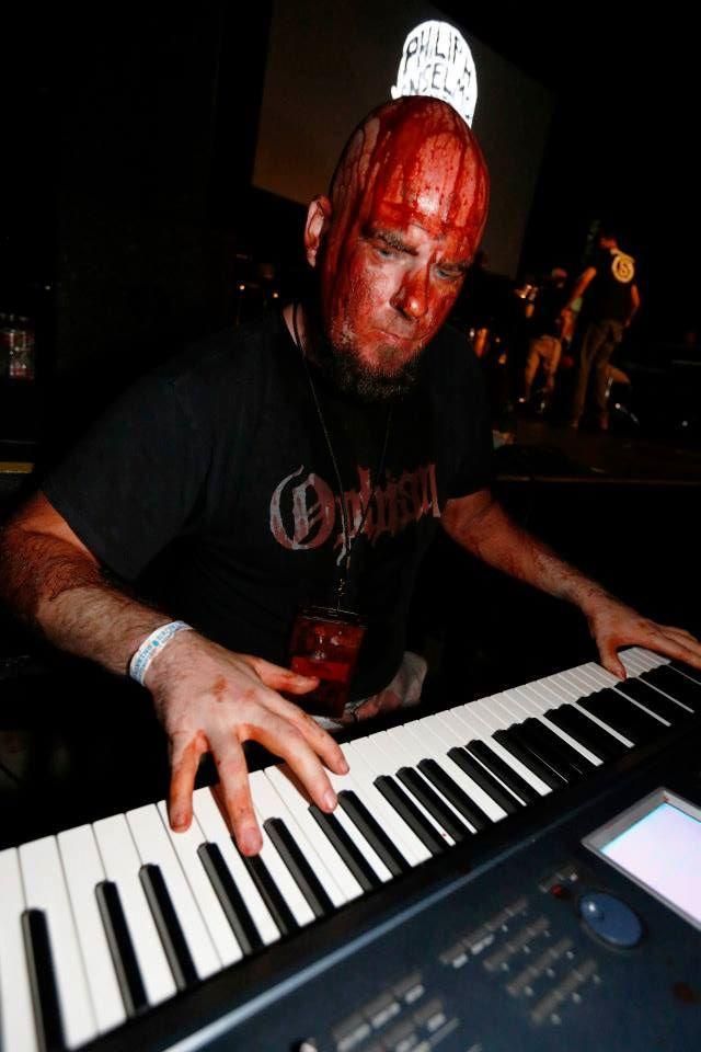 Bloody Keyboardist