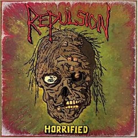 repulsion horrified cover
