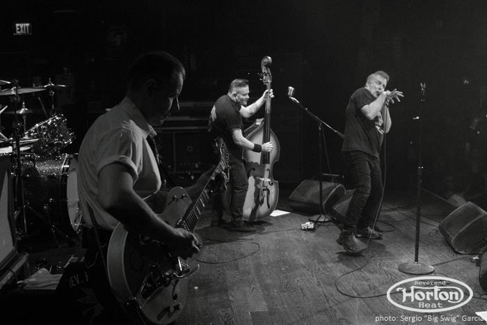 rev band black and white
