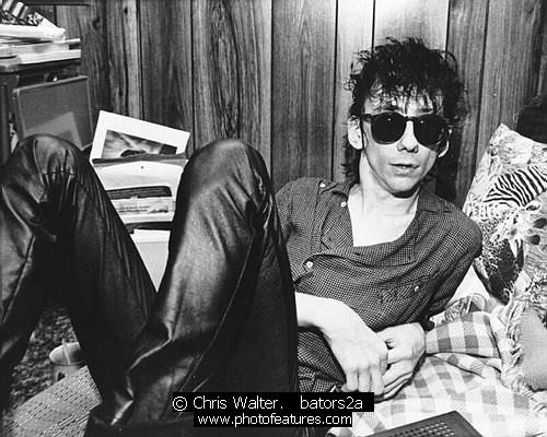 stiv bators - chris walter