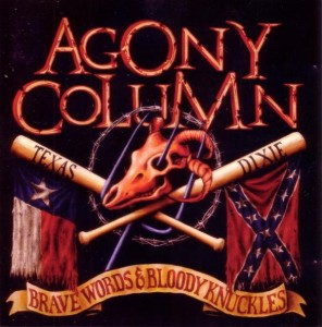 agony column 2