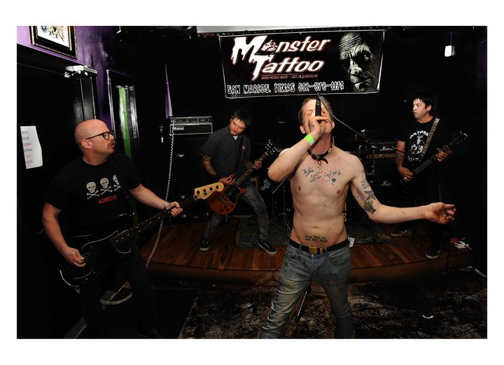 Ginchy: Motorhead, Dead Boys, Bon era AC/DC, Sex Pistols, Hellacopters…  bulemics