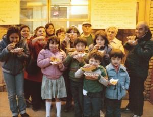the grandchildren of Carmen Vasquez