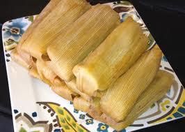 No tamales ?