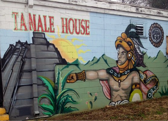 tamale mural