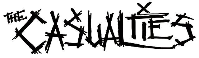 Resultado de imagen para the casualties logo