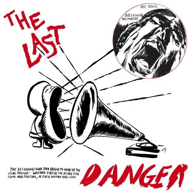 the last danger album cover