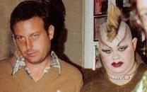 Glen Taylor and Gary Floyd...1981