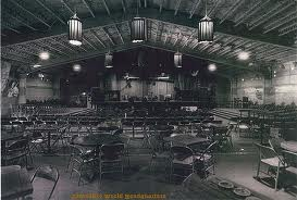 An empty Armadillo World Headquarters