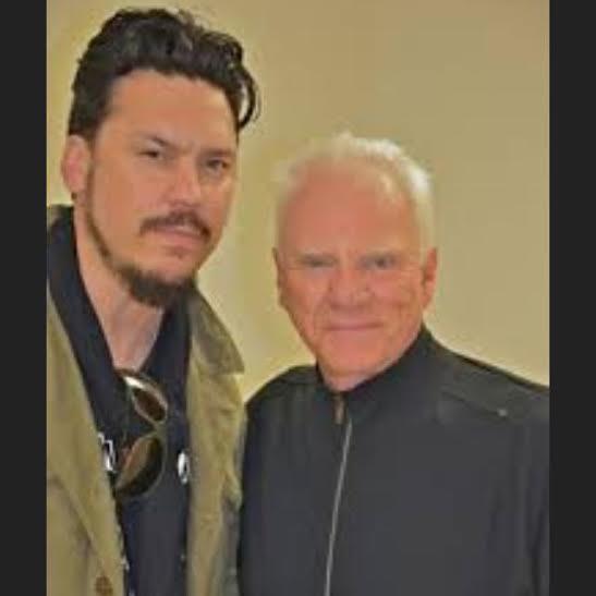 Jesse Dayton and Malcolm McDowell