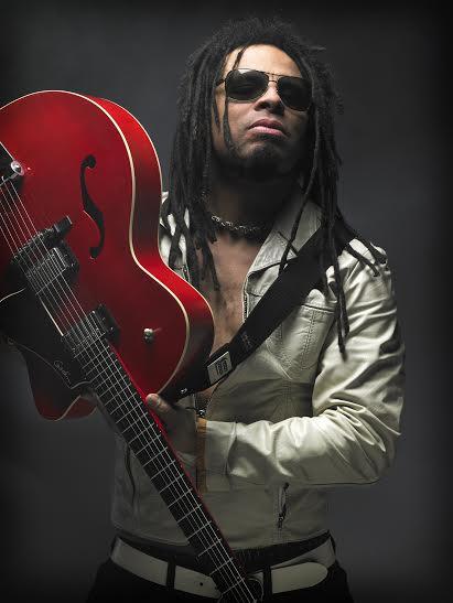 Eric McFadden, Guitar God