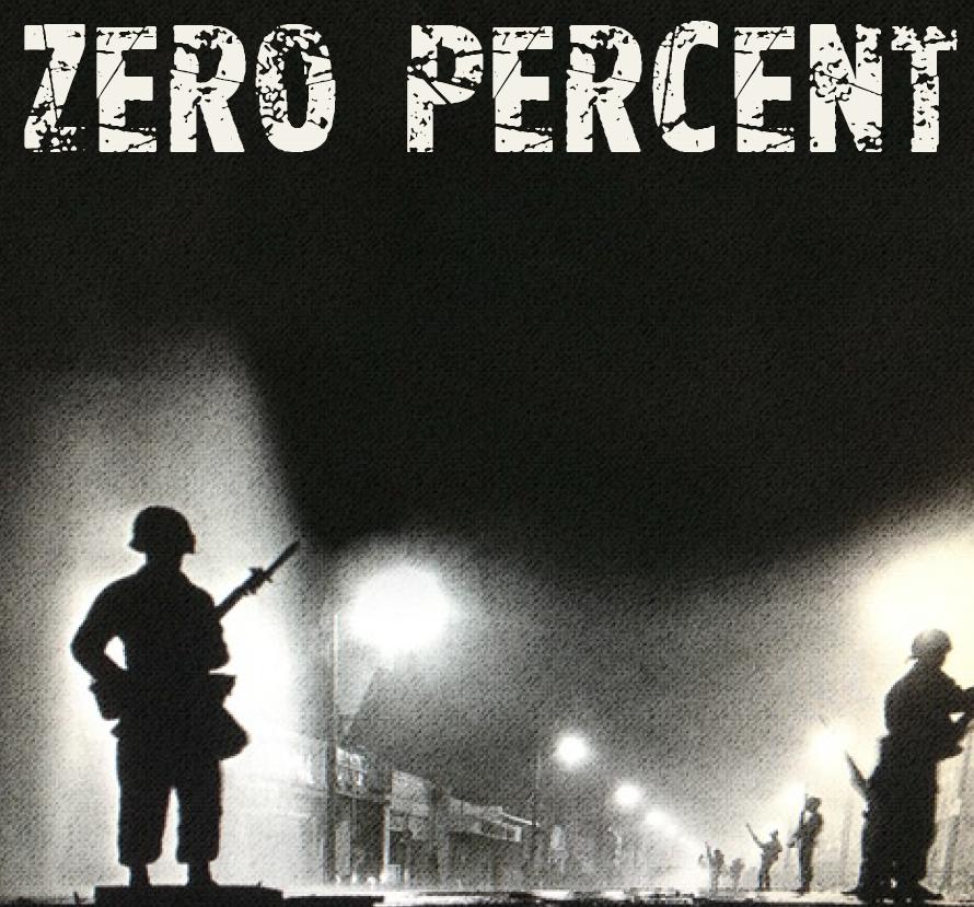 zero percent cover