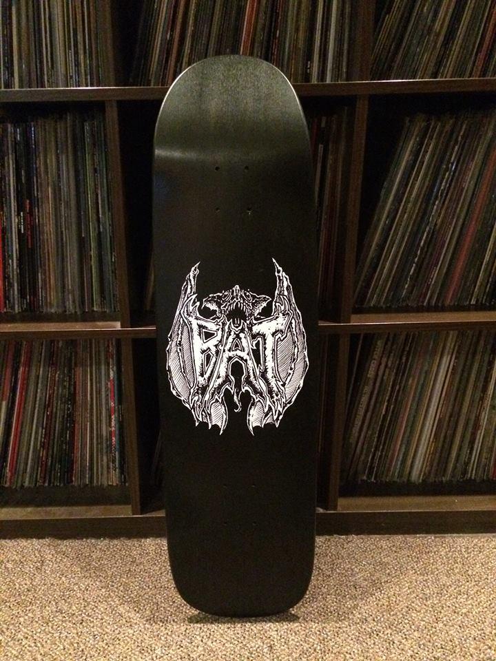 bat skateboard