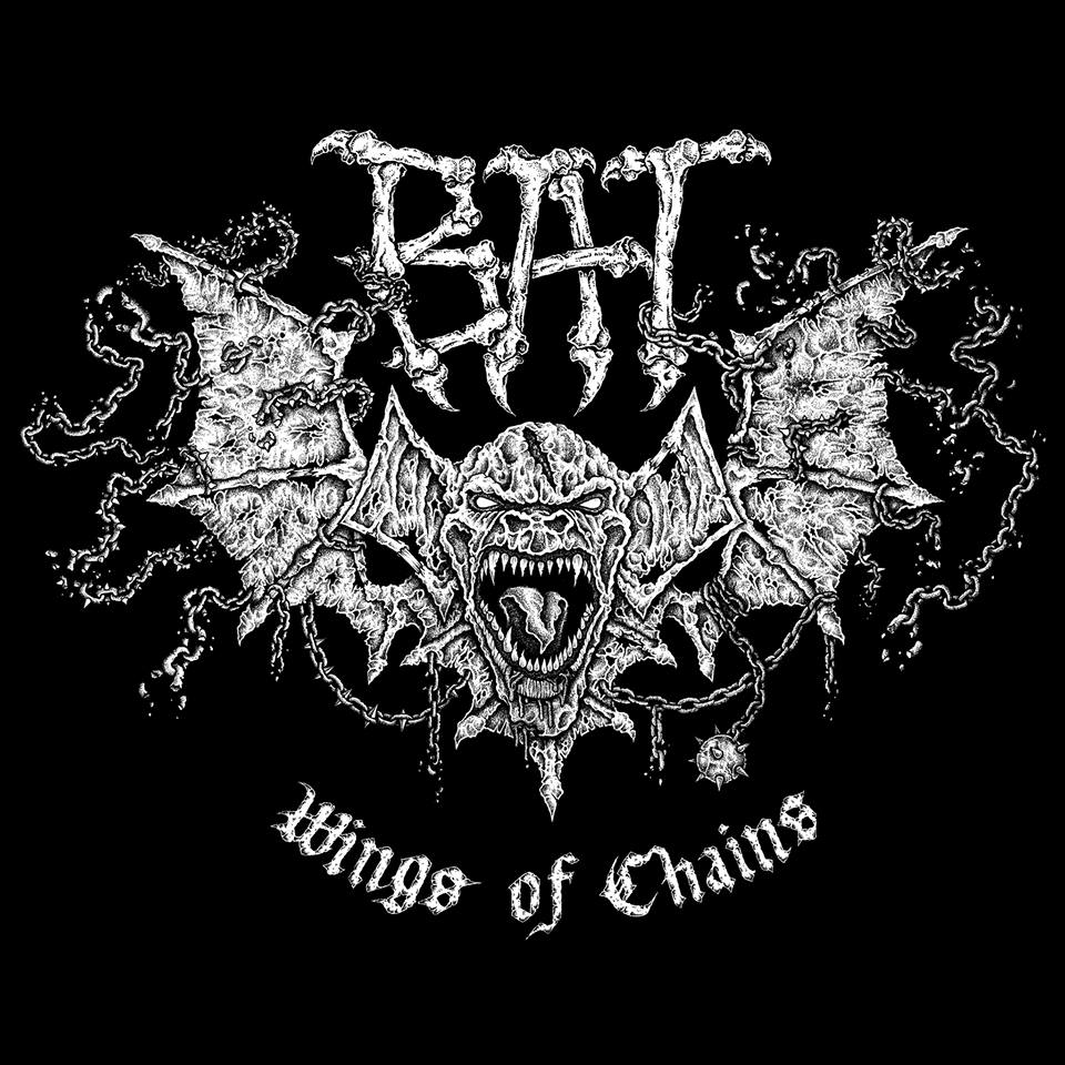 bat wings of chains cover